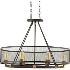 home decorators collection mayfield park collection 6 light forged