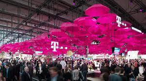 Home Decor And Design Exhibition T Mobile Umbrella Ceiling Decor Eventprofs Design