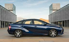 cars toyota 2016 toyota announces mirai u0027s epa numbers u2013 news u2013 car and driver car