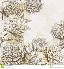 Wallpaper Invitation Card Images For U003e Vintage Peony Wallpaper Tats Pinterest