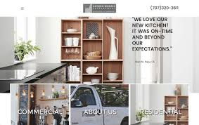 Kitchen Website Design Web Design U2014 Sketchbook Creative