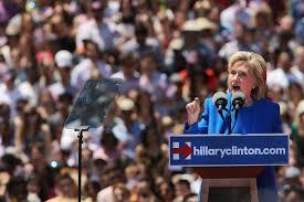 Hillary Clinton Hometown Ny by Hillary Clinton U0027s Wellesley College Graduation Speech Released