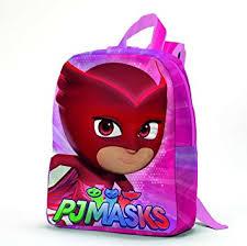 pj masks a95751 children u0027s backpack 11 polyester