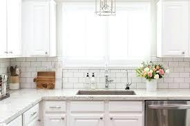 white backsplash tile for kitchen subway tile backsplash subway tile backsplash ideas with