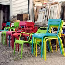 Colorful Patio Chairs Ava Home Design - Colorful patio furniture