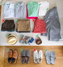 Hawaii How To Fold Dress Shirt For Travel images Command respect from the tsa how to dress while traveling jpg