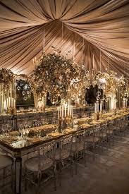 Ceiling Drapes For Wedding Glamorous Wedding Reception Tips On Style Modwedding