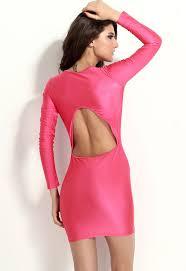 0 99 cheap rosy deep v neck draped bodycon dress
