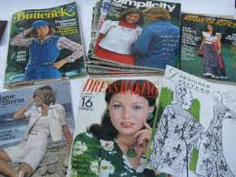 home sew catalog vintage patterns and pattern books needlework magazines