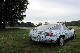 porsche 928 car cover 1978 porsche 928 press tribute car groosh s garage