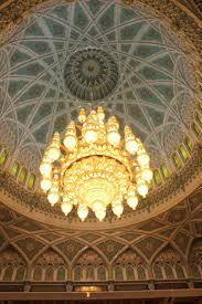 Sultan Qaboos Grand Mosque Chandelier 24 Hours In Muscat Oman With Kids Mummytravels