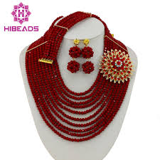 african crystal beads necklace images African crystal beads jewelry sets shop cheap african crystal jpg