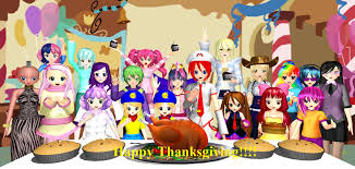 happy thanksgiving 2013 2 by mario mcfly on deviantart