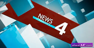 news channel after effects project videohive free after