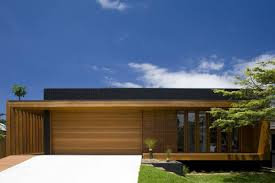 10 captivating wooden contemporary residential garage plans