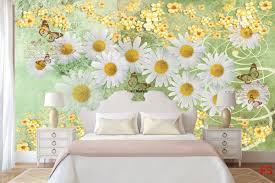 100 vintage wall murals news paper wall paper wallpaper hd vintage wall murals murals vintage composition with white daisies in green