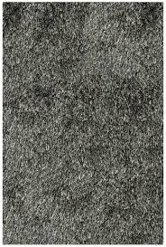 Modern Shag Rug Gray Neutral Plush Luxurious Modern Shag Rug Woodwaves
