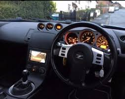 Nissan 350z Bhp - stunning nissan 350z 313 bhp poss px swap bose heated leather etc