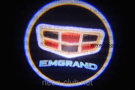 custom subaru emblem neon car logo