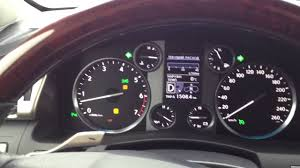 lexus gx 460 dashboard warning lights lexus 570 vsc 4lo check youtube