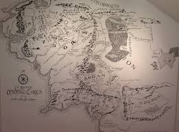 middle earth map album on imgur middle earth map