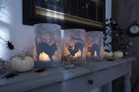 Halloween Decorations Home Made Easy Diy Halloween Home Decor Ideas With Ghosts Bats And Spiders