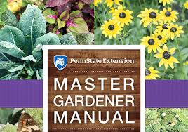 master gardener manual a comprehensive guide to landscape