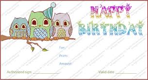 birthday present template rosscan co