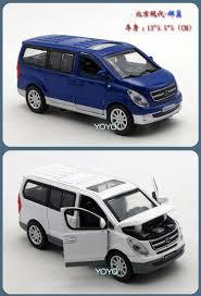 hyundai car models 1 38 scale hyundai starex back diecast alloy car model van with