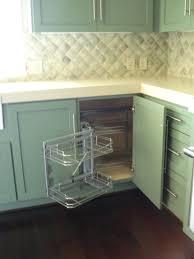 kitchen cabinet door rubber bumpers 65 most better blindet storage solutions and rev shelf corner magic
