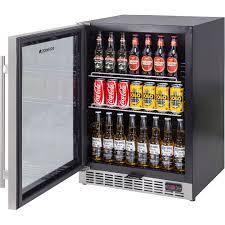 Beer Bottle Refrigerator Glass Door by Fridge With Glass Door Gallery Glass Door Interior Doors