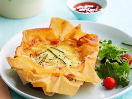 cuisine quiche lorraine individual quiche lorraine recipe food to