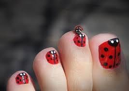 Toe And Nail Designs 25 And Adorable Toenail Designs