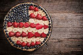 American Flag Pie Recipe American Pie