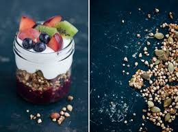 Green Kitchen Storeis - guest post from green kitchen stories raw sprouted granola with