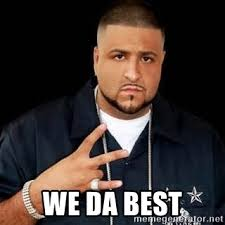 Da Best Memes - we da best inspirational dj khaled meme generator