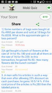 mobi quiz practice test evaluate your learning exam app by