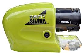 swifty sharp kitchen knife sharpeners knives home electric