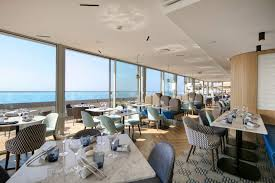 calade rooftop nice restaurant panoramic terrace with sea view