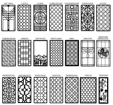 decorative cabinet window u0026 door insert grilles living r design