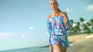Swell Lilly Pulitzer by Lilly Pulitzer Beach Looks Youtube