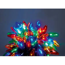 premier decorations 120 multi coloured multi led chasing