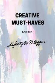 Lifestyle Blog Design Lifestyle Blogger Creative Must Haves Uniquely Women