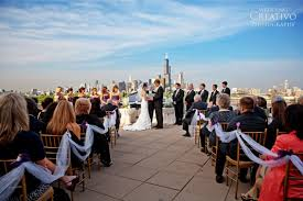 weddings in chicago rooftop wedding venues chicago pagina