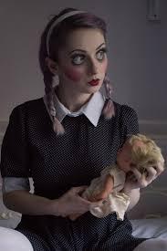creepy doll costume creepy doll costume ootd tessa