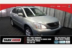 used lexus rx 350 price used lexus rx 350 for sale in toledo oh edmunds
