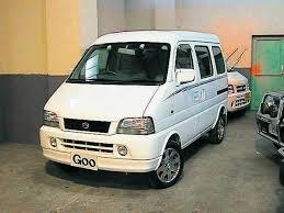 suzuki every van suzuki every 1999 2000 2001 минивэн 3 ряда сидений 4