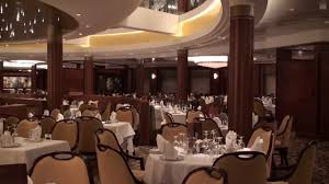 oasis of the seas main dining room youtube