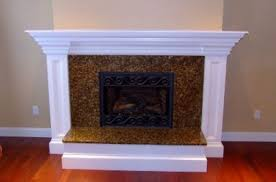 furniture custom colonial style fireplace mantel home