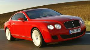 red chrome bentley bentley continental gt speed test drive